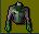 Slythern Robe Top