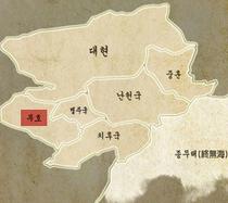 Chi-hu map