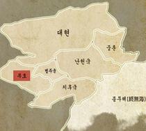 Bu-ho map