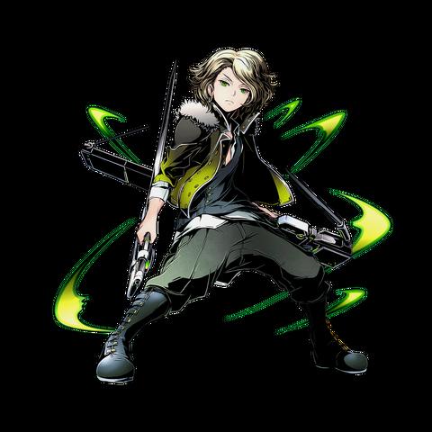 High-res Yasutsuna without bg