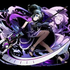 High-res Dark Demon Queen, Yukari without bg