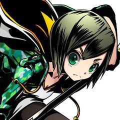 Midori angry