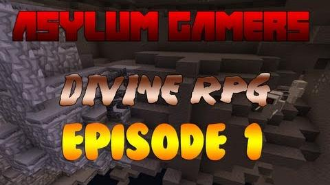 Divine RPG Episode 1 Houses and Treehouses