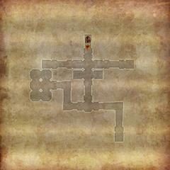 Карта сердца замка