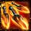 DOS2 Навык Обжигающие кинжалы