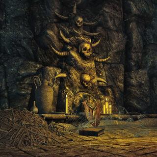 Щит и книга навыков дракона