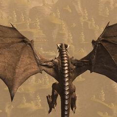 Дракон игрока (персонаж-мужчина)