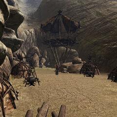 Лагерь Юки