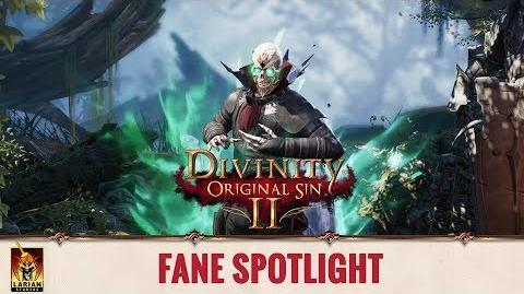 Divinity Original Sin 2 - Spotlight Origin Stories - Fane