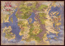 DOS2 Карта мира