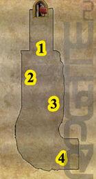 Карта Осколья 1-3-4