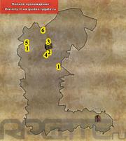 D2 Карта Затерянная могила
