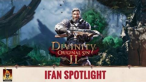 Divinity Original Sin 2 - Spotlight Origin Stories - Ifan-0