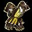 DOS2 Иконка Перчатки воина в1