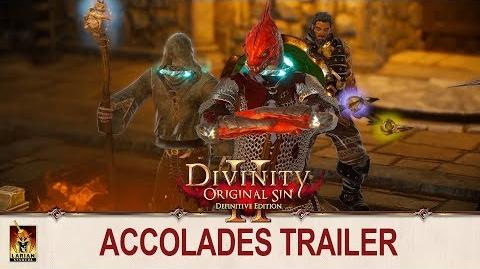 Divinity Original Sin 2 Definitive Edition - Accolades Trailer PS4 and Xbox One