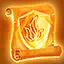 DOS Свиток Огненный щит