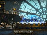 Стратегическая карта в Dragon Commander
