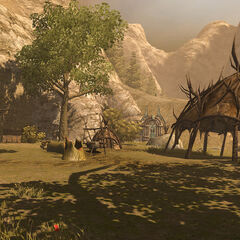 Лагерь гоблинов