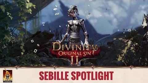 Divinity Original Sin 2 - Spotlight Origin Stories - Sebille