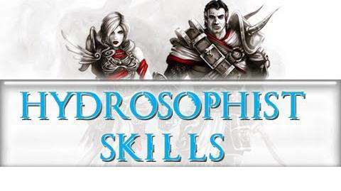 Divinity Original Sin - All Hydrosophist Skills