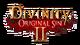 Divinity Original Sin 2 Logo Portal Dark 001