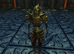 Champion Academy Theofolus (D2 FoV character)