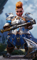 Cleric Dwarf Female
