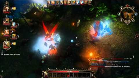 Divinity Original Sin - White Witch's Cabin - White Which - Luculla Forest - Witch's Grotto