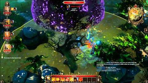 Divinity Original Sin - The Purple Barrier - The White Witch - Luculla Forest - GUIDE TUTORIAL A2