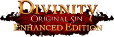 Divinity Original Sin Enhanced Edition Logo Portal Dark 001