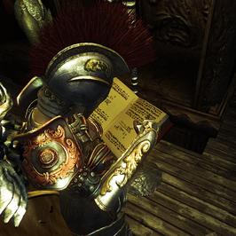 Gula's Book examined (D2 FoV quest item)