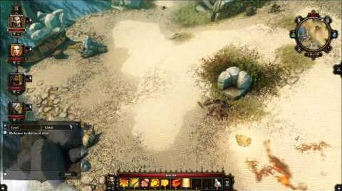 Divinity Original Sin - Entrance to Evelyn's Hidden Cave GUIDE