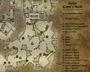 Crow's Nest map (D2 FoV location)