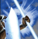One Hand and Shield Expertise Pic