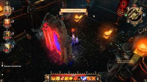 Divinity Original Sin - Underground Passage - Portal Puzzle Guide - Puzzle Walkthrough
