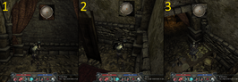 Divinity 2 Broken Valley Mine hidden buttons