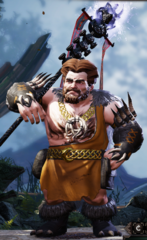 Enchanter Dwarf Male