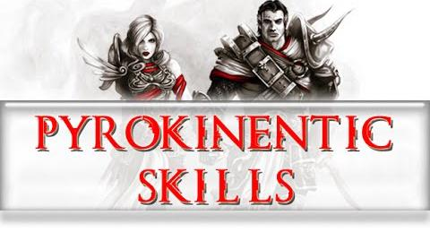 Divinity Original Sin - All Pyrokinetic Skills