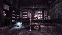 Chez Chanelle alchemy lab (D2 FoV location)