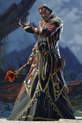 DOS2 Witch