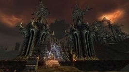 Divinity 2 Raze's Flying Fortress