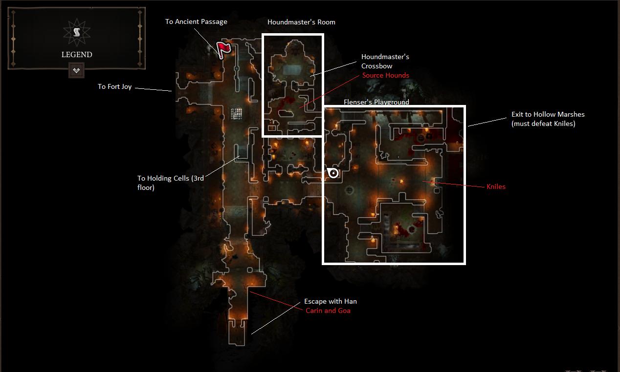 Fort Joy Floor 2 Dos2 Divinity Wiki Fandom Powered