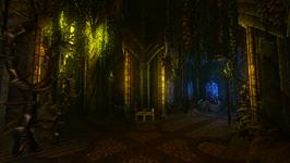 Divinity 2 Rayhun's Headquarters interior