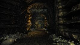 Abandoned Catacomb interior (D2 FoV locaton)