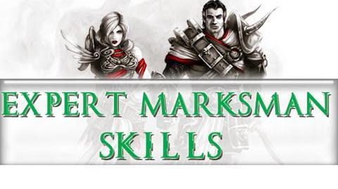 Divinity Original Sin - All Expert Marksman Skills