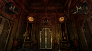 House of Secrets interior symmetry room (D2 FoV location)