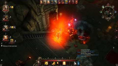 Divinity Original Sin - Evelyn's Hidden Cave - Covert Vault - Part 2