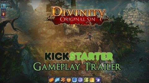 Divinity Original Sin - Kickstarter Gameplay Trailer