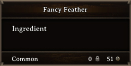 DOS Items CFT Fancy Feather