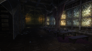 Wild Willows Manor dining hall before pressure plates (D2 FoV location)